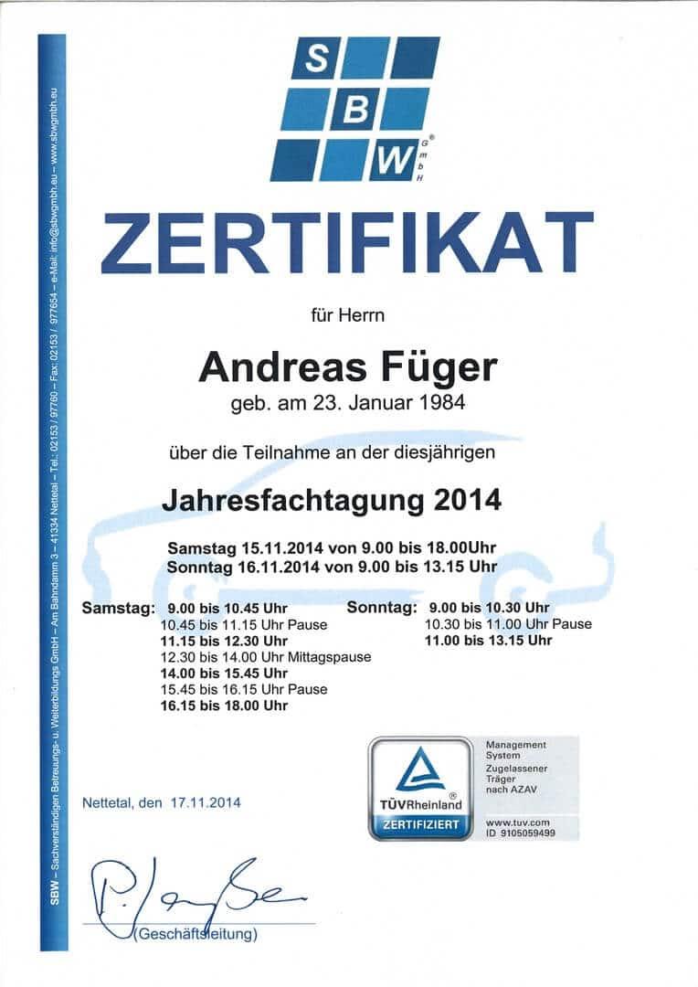 Jahresfachtagung-KFZ-Gutachter